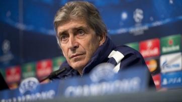Мануэль Пеллегрини боится удаления в ответном матче против «Барселоны»