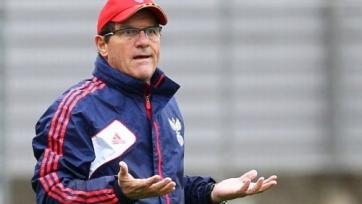 Фабио Капелло назвал расширенный состав сборной