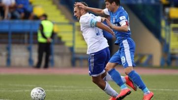 Калининградская «Балтика» выиграла у «Динамо» из Питера в матче ФНЛ