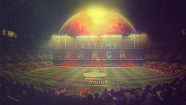 «Барселона» проводит юбилейный, сотый домашний матч Лиги чемпионов