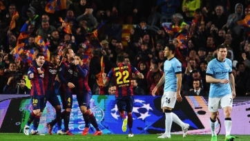 «Барселона» одолела «горожан»