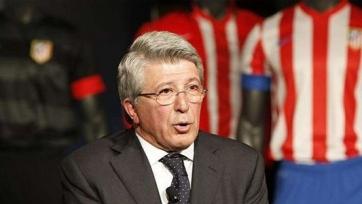 Президент «Атлетико» не хочет попадать на «Реал»
