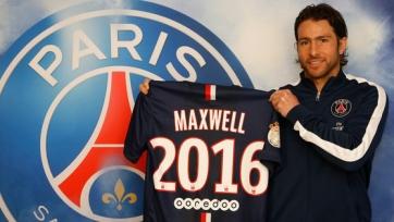 Официально. Максвелл остается в ПСЖ еще на год!
