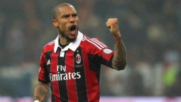 Найджел де Йонг все еще может покинуть «Милан»