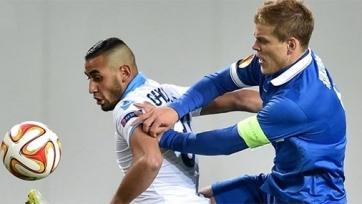 «Наполи» при посредственной игре выбил «Динамо» из Лиги Европы