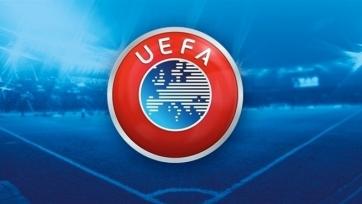 УЕФА «развела» россиян и украинцев