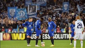 Киевское «Динамо» установило рекорд посещаемости Лиги Европы