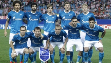 «Зенит» лишится важных игроков в первом матче четвертьфинала