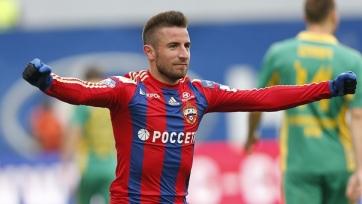 «Марсель» положил глаз на хавбека ЦСКА