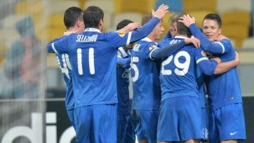 Первый матч между «Днепром» и «Брюгге» состоится в Бельгии