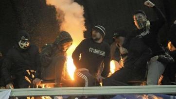 УЕФА оштрафовал московское «Динамо»
