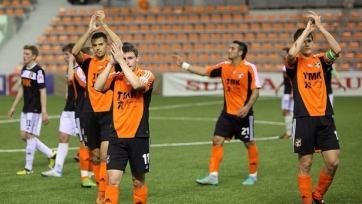 «Урал» одержал минимальную победу над «Амкаром»
