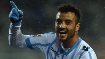Андерсон ударил по рукам с боссами «Лацио»