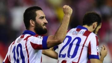 Вильяверде: «Туран не покинет «Атлетико» предстоящим летом»