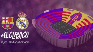 Анонс. «Барселона» - Реал». Монументальное противостояние