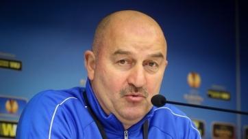 Станислав Черчесов: «Если бы мы играли с командами, которые находятся внизу, такого бы не было»