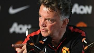 Луи ван Гаал может задержаться в «Манчестер Юнайтед»
