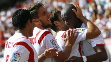 «Севилья» возвращается в борьбу за место в Лиге чемпионов