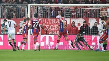 «Бавария» потерпела второе поражение в сезоне