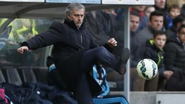 Жозе Моуринью: «Мы провели матч на высоком уровне»