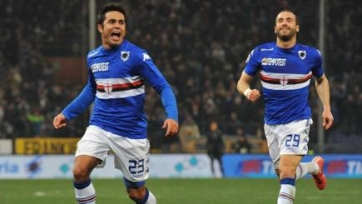 «Сампдория» переиграла «Интер»
