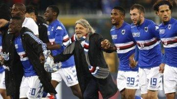 Массимо Ферреро: «Я получил удовольствие от игры»