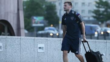 До конца недели Владимир Гранат вернется в общую группу