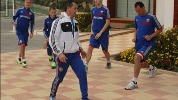 Кроме Ледесмы к тренерскому штабу сборной России примкнул и Гранеро