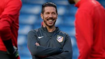 AS: Симеоне продлил контракт с «Атлетико» до 2020-го года