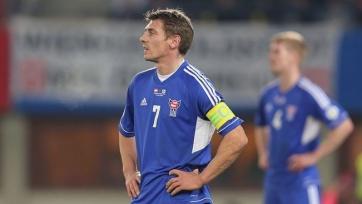 Капитана Фарерских островов не пустили на матч с Румынией