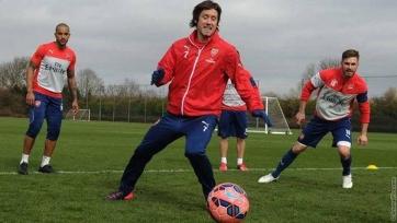 Томаш Росицки может покинуть «Арсенал»