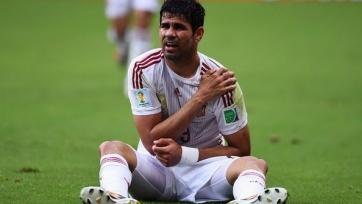 Диего Коста сборной Испании не поможет