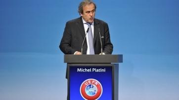 Официально. Мишель Платили переизбран президентом УЕФА