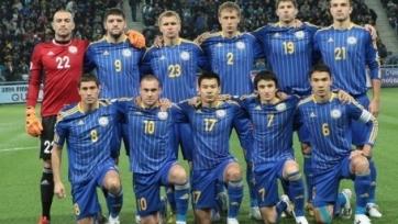 Казахстан прибудет в Россию за день до матча