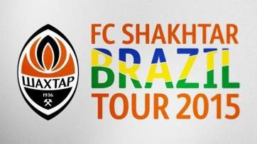 «Шахтер» снова хочет в Бразилию