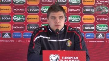 Александр Епуряну: «Ибрагимович один из лучших форвардов в мировом футболе, но тем интереснее будет играть»