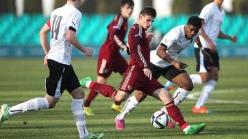 Юношеская сборная России вышла на Чемпионат Европы