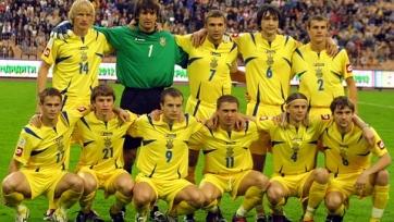 Михаил Фоменко считает, что сборная Украины является третьей в Европе