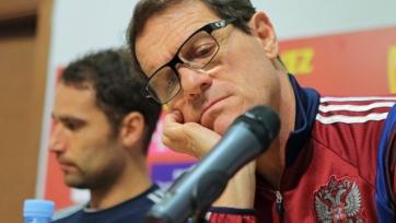 Фабио Капелло: «Игру надо было останавливать сразу»