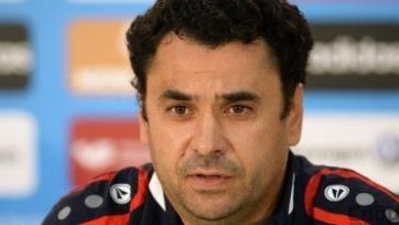 Куртиян: «Большие задачи сборной Молдовы ставить рано»