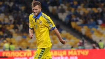 Ярмоленко считает, что украинской сборной не хватило удачи