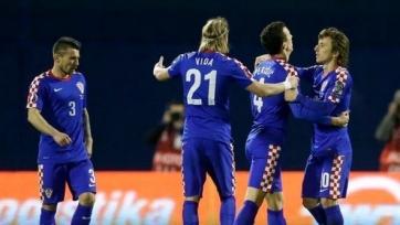 Хорватия крупно обыграла Норвегию