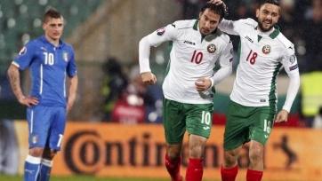 Болгария и Италия разошлись миром