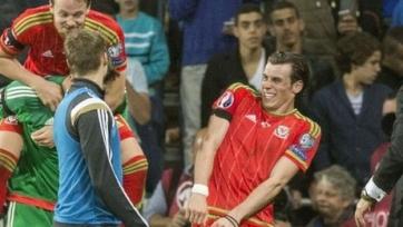 Сборная Уэльса повторила свой международный рекорд