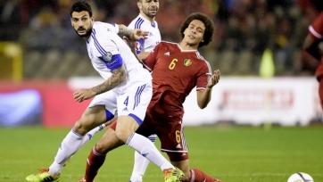 Скауты «Юве» побывали на матче Бельгия – Кипр