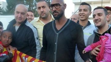 Анелька: «Мне нравится алжирский футбол»