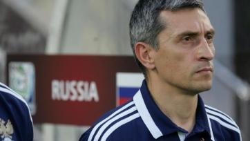 Дмитрий Хомуха: «Национальная команда должна рассчитывать на игроков юношеской сборной»