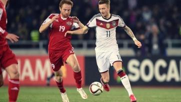 Германия в матче с Грузией проблем не испытала