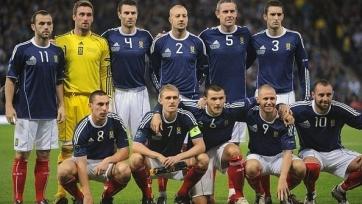 Первый в истории гол Гибралтара ознаменовался разгромом от Шотландии