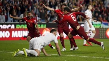 Португальцы обыграли сербов